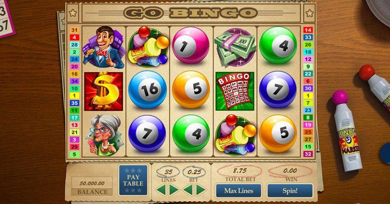 Free Bingo Slots Online