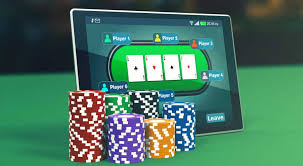 Enjoying Online Poker Games on Tablets