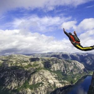 BASE Jumping – Four Levels Of Adventure